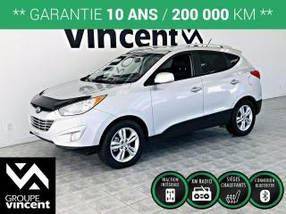 Used 2012 Hyundai Tucson GLS AWD ** GARANTIE 10 ANS ** Un VUS à traction intégrale à bas prix! for sale in Shawinigan, QC