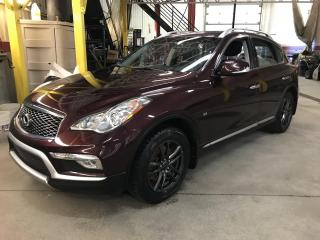 Used 2017 Infiniti QX50 Traction intégrale, 4 portes for sale in Val-David, QC