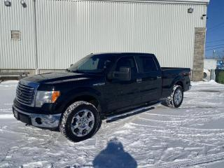 Used 2010 Ford F-150 SUPERCREW for sale in St-Eustache, QC
