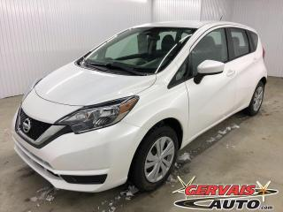 Used 2018 Nissan Versa Note Caméra A/C Bluetooth for sale in Shawinigan, QC