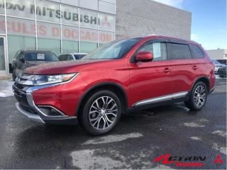 Used 2017 Mitsubishi Outlander ES TOURING+TOIT+MAGS 18+A/C+AWD+BLUETOOTH+CAMÉRA for sale in St-Hubert, QC