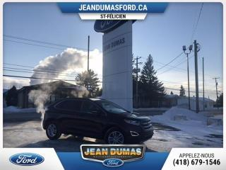 Used 2017 Ford Edge MODÈLE SEL,4X4 SIÈGE ÉLECT CHAUFFANT ENS for sale in St-Félicien, QC