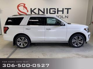 New 2021 Ford Expedition Platinum for sale in Moose Jaw, SK