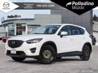 Used 2016 Mazda CX-5 GT - NEW BRAKES ALL AROUND - ONE OWNER - NO ACCIDENTS for sale in Sudbury, ON