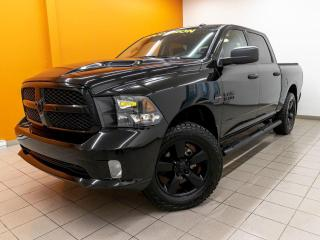 Used 2019 RAM 1500 Classic EXPRESS CREW 4X4 CAMÉRA *BAS KILOMÉTRAGE* for sale in Mirabel, QC