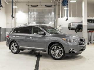 Used 2015 Infiniti QX60 Premium for sale in New Westminster, BC