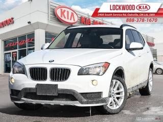 Used 2015 BMW X1 AWD 4dr xDrive28i | CLEAN CARFAX | HEATED SEATS | for sale in Oakville, ON
