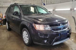 Used 2015 Dodge Journey SXT 7 PASSAGERS for sale in St-Hubert, QC