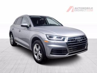 Used 2018 Audi Q5 PROGRESSIV QUATTRO CUIR TOIT PANO GPS for sale in Île-Perrot, QC