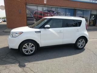 Used 2016 Kia Soul EX for sale in Mississauga, ON