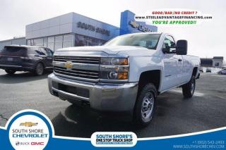 Used 2015 Chevrolet Silverado 2500 HD WT for sale in Bridgewater, NS