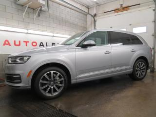 Used 2017 Audi Q7 3.0t Navigation for sale in St-Eustache, QC
