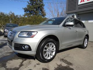 Used 2017 Audi Q5 NAVIGATION CAMERA MAGS 18 TOIT PANOR. 57,000KM for sale in St-Eustache, QC