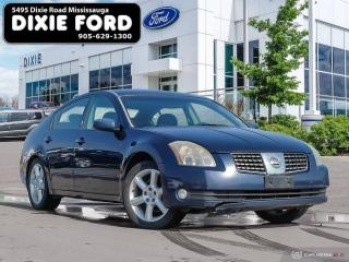 Used 2005 Nissan Maxima 3.5 SE for sale in Mississauga, ON
