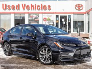 Used 2020 Toyota Corolla SE CVT UPGRADE for sale in North York, ON