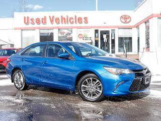 Used 2017 Toyota Camry 4DR SDN I4 AUTO SE for sale in North York, ON