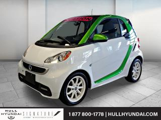 Used 2014 Smart fortwo Electric Passion for sale in Gatineau, QC