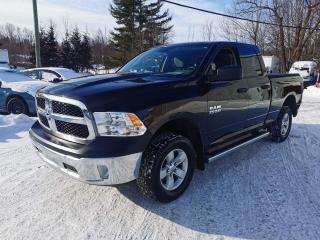 Used 2013 RAM 1500 ST / CABINE QUAD / 4RM / for sale in Sherbrooke, QC