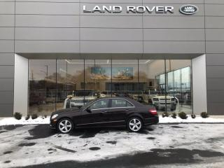 Used 2010 Mercedes-Benz E-Class E 350 for sale in Halifax, NS