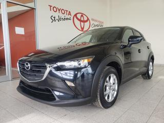 Used 2019 Mazda CX-3 * AWD * GS * MAGS * SIEGES ET VOLANT CHAUFFANTS * for sale in Mirabel, QC