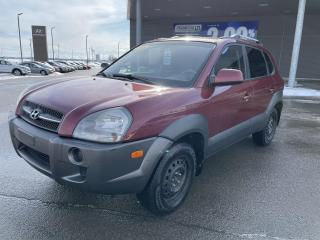 Used 2008 Hyundai Tucson FWD 4dr V6 Auto Limited,TOIT,CUIR,A/C for sale in Mirabel, QC