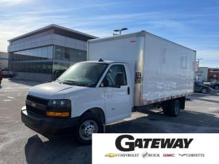 Used 2019 Chevrolet Express 3500 AUTO / 16FOOT / TRANSIT BODY / RAMP / for sale in Brampton, ON