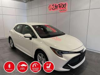 Used 2019 Toyota Corolla HATCHBACK - SE - SIÈGES CHAUFFANTS for sale in Québec, QC