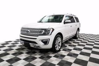 Used 2018 Ford Expedition Platinum Max 4x4 Heavy-Duty Tow Pkg Sunroof Leather for sale in New Westminster, BC