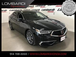 Used 2018 Acura TLX SH-AWD V6|CUIR|TOIT| for sale in Montréal, QC