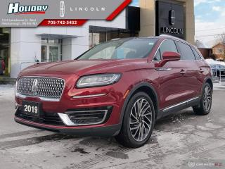 Used 2019 Lincoln Nautilus RESERVE for sale in Peterborough, ON