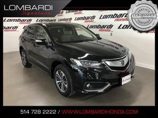Used 2017 Acura RDX ELITE PKG|AWD|NAVI|CUIR| for sale in Montréal, QC