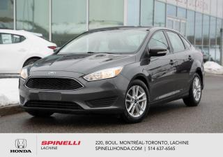 Used 2017 Ford Focus SE MAGS 8 PNEUS AUTO AC MAGS BLUETOOTH++ for sale in Lachine, QC
