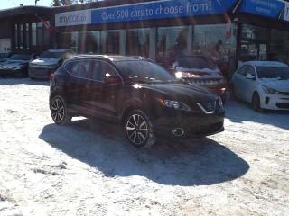 Used 2019 Nissan Qashqai SL LEATHER, SUNROOF, NAV. FULL LOAD!! for sale in North Bay, ON