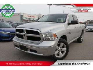 Used 2016 RAM 1500 4WD Crew Cab 140.5  SLT for sale in Whitby, ON