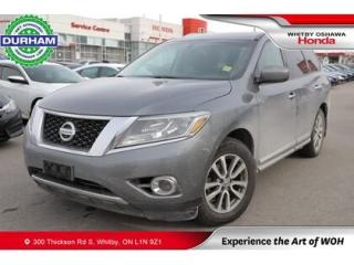 Used 2015 Nissan Pathfinder 4WD 4DR SL for sale in Whitby, ON