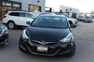 Used 2015 Hyundai Elantra GL for sale in Oakville, ON
