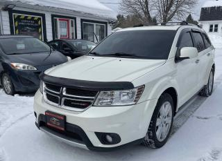 Used 2013 Dodge Journey R/T for sale in Tiny, ON