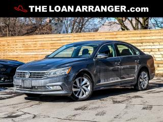 Used 2018 Volkswagen Passat for sale in Barrie, ON