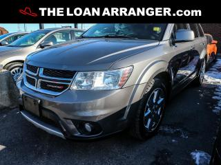 Used 2013 Dodge Journey for sale in Barrie, ON