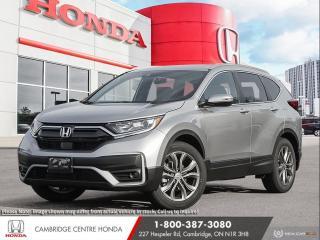 New 2021 Honda CR-V Sport HEATED SEATS | APPLE CARPLAY™ & ANDROID AUTO™ | HONDA SENSING TECHNOLOGIES for sale in Cambridge, ON