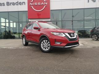 Used 2017 Nissan Rogue SV SV for sale in Kingston, ON