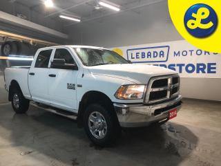 Used 2014 RAM 2500 4WD Crew Cab Hemi * 6 Passenger * Weather Tech Floor Mats * Tonneau Cover * New 33x12 50/18 All Terrain Tires *Cruise Control * Steering Wheel Control for sale in Cambridge, ON