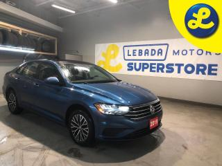 Used 2019 Volkswagen Jetta Highline * Sunroof * Heated Leather Seats * Back Up Camera * Apple Car Play * Android Auto *Blind Spot Detection Blind Spot * and Rear Cross Traffic A for sale in Cambridge, ON