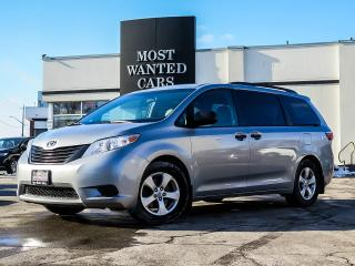 Used 2015 Toyota Sienna LE|7 PASS|CAMERA|ALLOYS|BLUETOOTH for sale in Kitchener, ON