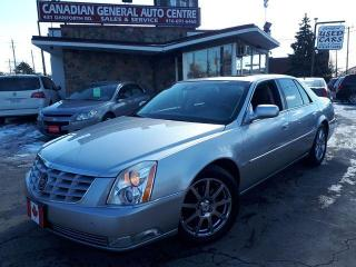 Used 2008 Cadillac DTS Performance for sale in Scarborough, ON