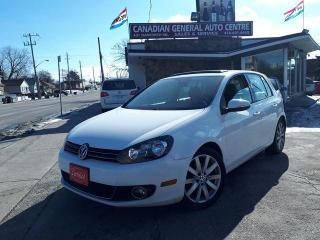 Used 2013 Volkswagen Golf for sale in Scarborough, ON