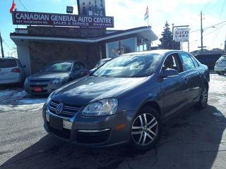 Used 2006 Volkswagen Jetta 2.5L for sale in Scarborough, ON