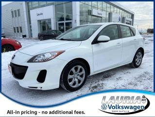 Used 2013 Mazda MAZDA3 GX AUTO for sale in PORT HOPE, ON
