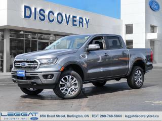 New 2021 Ford Ranger LARIAT for sale in Burlington, ON