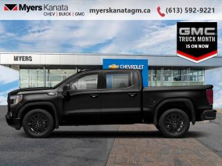 New 2021 GMC Sierra 1500 ELEVATION for sale in Kanata, ON